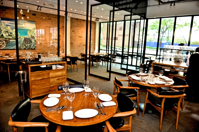 s-Salvatore Cuomo, a premium Italian restaurant, is now open at The Uptown Parade, BGC