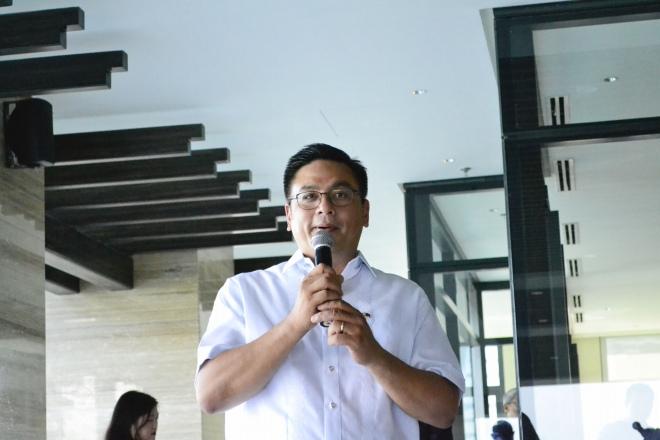 "Rodolfo G. Biazon ""Ruffy"" Congress man of Muntinlupa"