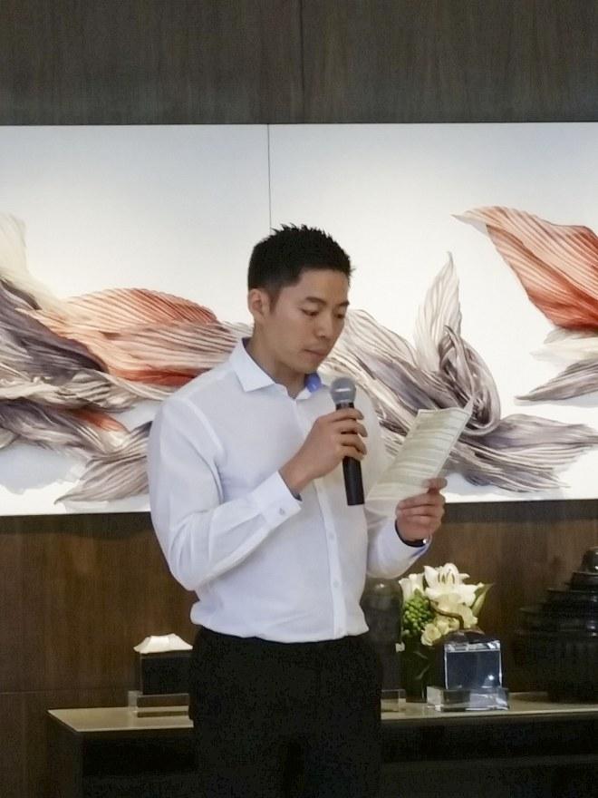 Julian T. Lao; Representative top management, LBL Properties