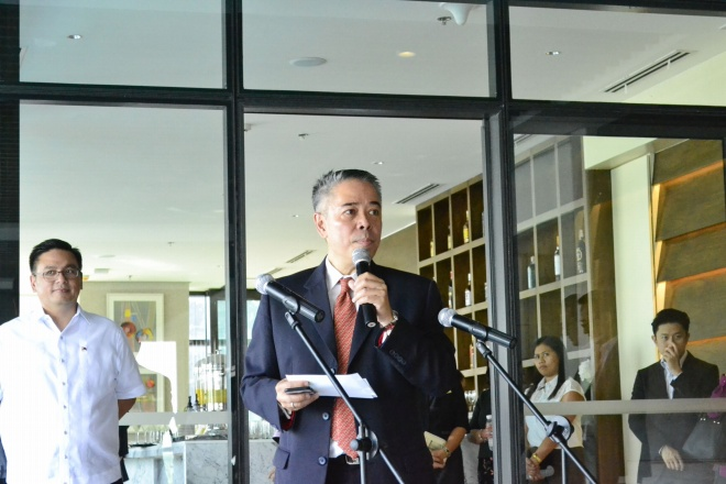 Arthur Gindap; Ascott Limited's Regional GM for Philippines and Thailand
