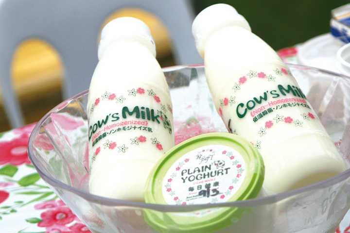 新鮮な牛乳はすべての行程を日本式でおこなうからこその日本品質