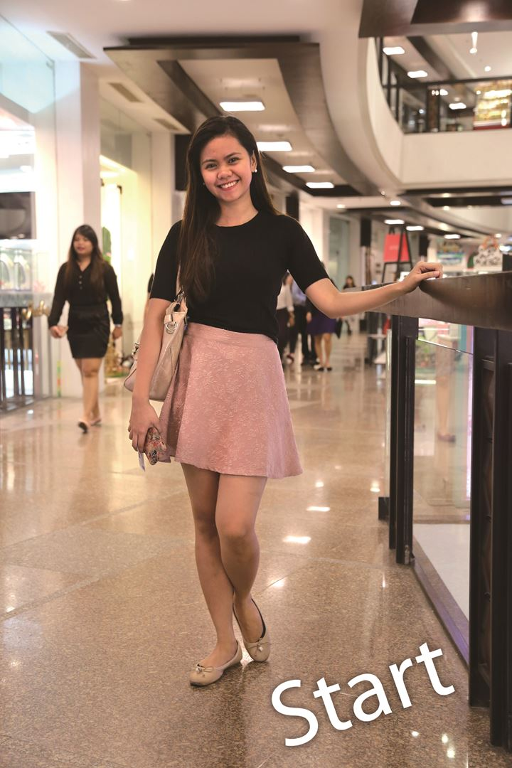 プリンセス・アングロさん 21歳 会社員 Ms. Princess Angulo 21, Office staff