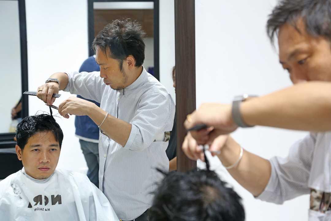 Creative Stylist Hidekazu Ando
