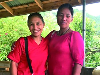 Dong-elay's Homestay's staff